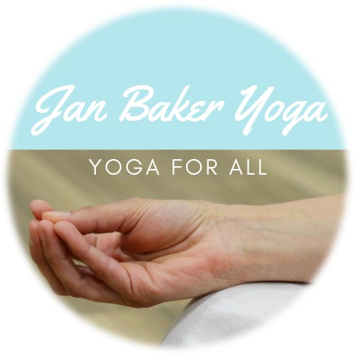 Jan Baker Yoga Logo